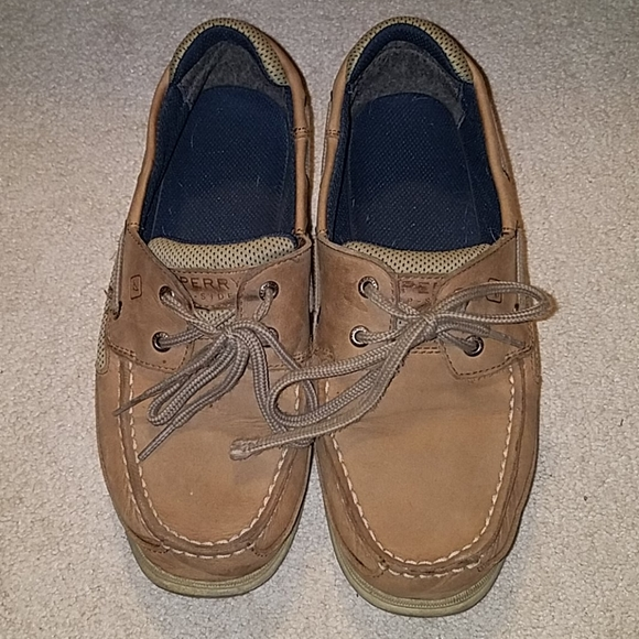 Sperry Other - Sperry boys Lanyard shoes
